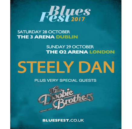 Steely Dan -at- BluesFest | Dublin, London, October 2017